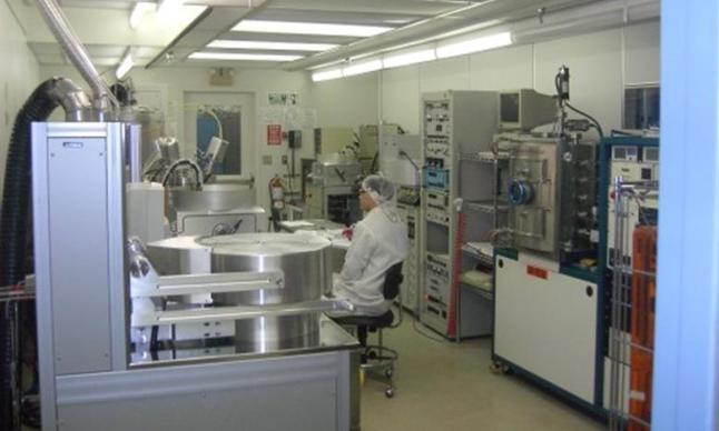 Dry Process - MERL Clean Room